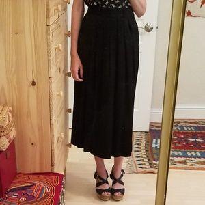 Vintage Katherine Hepburn 70s Does 40s Pants S